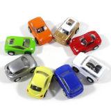 Вытяните назад автомобиль игрушки корабля пластичный миниый для малышей (10266030)