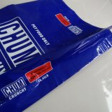 sac 25kg tissé par OPP utilisé pour les aliments pour animaux