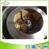 1500 rpm de la placa de acero inoxidable de centrífuga de sedimentación
