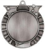 3D moulé personnalisé médaille avec finition nickel antique