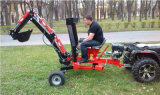 Mini Backhoe ATV of UTV met de Motor van de Motor 9HP