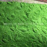 Подгонянная пластичная зеленая трава, поддельный ковер/циновка, искусственние заводы, искусственний мох