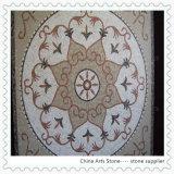 Mattonelle di mosaico di marmo cinesi del reticolo per il pavimento del Corridoio