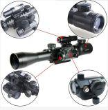 3-9X40 het verlichte Tactische Werkingsgebied van het Geweer met Rode Laser & het Holografische Gezicht van de PUNT