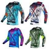 2016 New Fashion Custom Custom Sublimation Racing Jersey (MAT55)