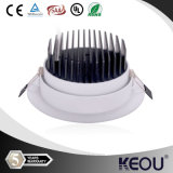 5W 7W 12W 15W 18W à intensité variable COB Downlight Led