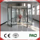 Роскошная дверь автоматически вращающийся (2-Wing) для коммерчески здания