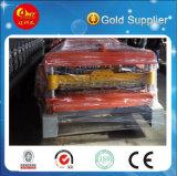 Norme d'exportation de bonne qualité de la machine de profil de toiture en métal de couleur