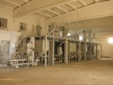 Indischer Sesam Soybean Wheat Barley Quinoa Seed Cleaning und Processing Plant