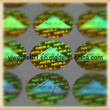 Etiqueta Holograma Anti-Counterfeiting fabricado en China (H-060)