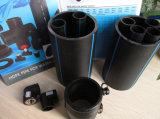 75mm Größen-Plastikrohr PET Rohr für Wasserversorgung