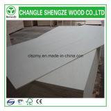 madera contrachapada del grado de los muebles de la melamina de 18m m