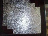 En relieve en estuco bobina/lámina de aluminio utilizado en el refrigerador