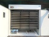 Oeuf de caille automatique incubateur pour la vente