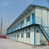 De geprefabriceerde Bouw van het Bureau van de Container met de Certificatie van ISO & van Ce