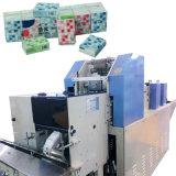 自動カウントのハンカチーフのペーパー生産ライン装置