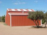 Edificio de almacenaje ligero de la estructura de acero (KXD-SSB3)