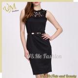 Платья женщин новые довольно одевают длинний черный магазин платья
