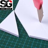 лист пластмассы доски пены PVC Celuka белизны 1-30mm пожаробезопасный