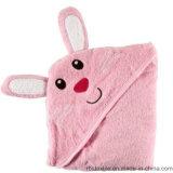 Tovagliolo di bagno incappucciato del cotone popolare di prezzi bassi per il bambino/capretti