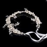 Bella fascia della perla della sposa di nuovo modo