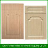 白いカラー高い光沢のあるPVCキャビネットドア