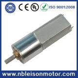 micro motore elettrico dell'attrezzo di CC di 16mm 30rpm 150rpm 300rpm 6V 12V