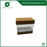 Nueva caja de cartón de lujo del PVC del diseño 2015 Ep151
