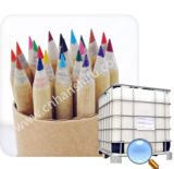 Colle blanche à base d'eau pour faire le crayon de papier