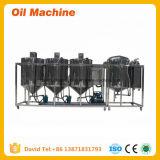 ISO9001: 2008 strumentazione della raffineria del petrolio greggio della macchina 50t/D di raffinamento dell'olio di girasole di alta qualità dell'insieme completo
