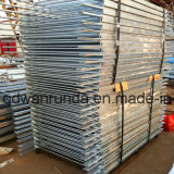 Барьер движения хорошего качества твердый гальванизированный стальной