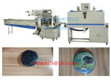 Máquina de empacotamento automática do carvão vegetal (FFB)