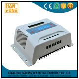 contrôleur solaire de la charge 12/24V avec le fournisseur de l'écran LCD 40A Chine