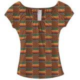 Изготовление одежд малого количества выполненное на заказ африканская печать воска