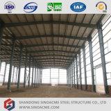 강철 구조물 창고 건물 제작
