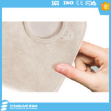 Opaque Two Pieces Ostomy Pouch com Max Cut 45mm
