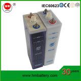 Bateria de cádmio niquelar Ni-CD 1.2V da bateria da bateria de NiCd da alta qualidade 120ah