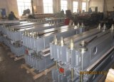 Stahlnetzkabel, das vulkanisierenMachine/CE Gummiförderband-heiße vulkanisierendruckerei-Maschine verbindet