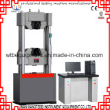 وث-W600e المحوسبة الكهربائية والهيدروليكية مضاعفات آلة اختبار Tensil