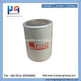 Filtro de petróleo Lf3342 das peças de motor