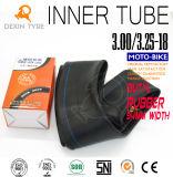 Macchina fotografica butilica originale 3.00/3.25-18 del tubo interno del tubo del motociclo del tubo