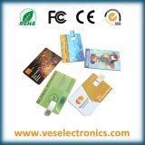 Tarjeta de crédito USB Flash Drive