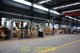 Petite mesure coupée à la ligne origine de longueur de Chinois de machine