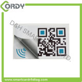 RFID NFC Marken-Aufkleber mit Firmenzeichendrucken NTAG216 CHIPSET