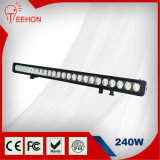 30 duim 240W Straight LED Light Bar
