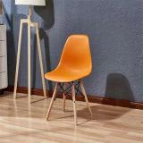 Gran Asiento silla de plástico un traje de sillas de jardín