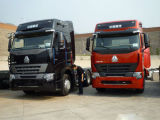 Caminhão resistente do trator de 6X4 HOWO A7 para a venda