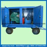 고압 산업 세탁기 관 깨끗한 물 제트기 발파공