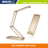 Faltende moderne LED-Schreibtisch-Leselampe