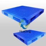 De Op zwaar werk berekende Plastic Pallet van L1500*W1500*H150mm HDPE/PP